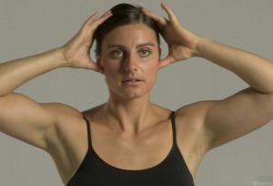 Jaw-Massage