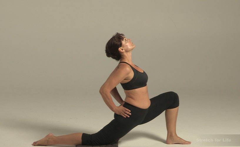 The Lower Body Stretch Routine Chapter